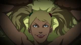 DeadShot Harley Quinn Sex Scene I Batman Assualt On Arkham I 2014 HD