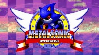 getlinkyoutube.com-Metal Sonic Hyperdrive - Walkthrough