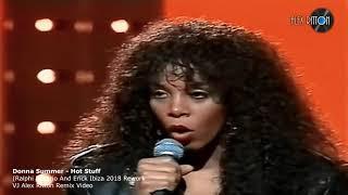 Donna Summer-  Hot Stuff (Ralphi Rosario And Erick Ibiza 2018)