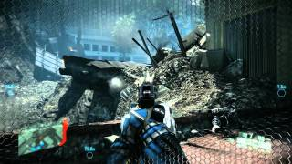 getlinkyoutube.com-Crysis 2 / DX11 Ultra Upgrade / High Res Textures / Gameplay 1080p HD