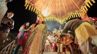 getlinkyoutube.com-A truly India Wedding - Gujarati Wedding in Baroda ( India )