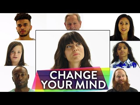What Have You Changed Your Mind About? | 0-100