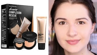 getlinkyoutube.com-Bare Minerals Complexion Rescue Kit | First Impressions