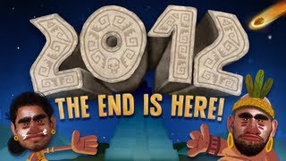 "JibJab Year in Review 2012: ""The End is Here!"""