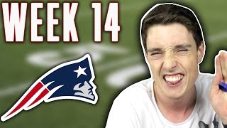 getlinkyoutube.com-PATRIOTS LOST! AGAIN?!?  LazarBeam Predicts NFL Week 14! ( NFL News and Predictions)