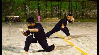 Latihan Seni Tarung & Tendangan Target PSHT