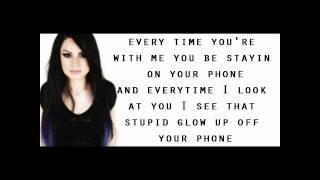 getlinkyoutube.com-Snow Tha Product Fuck Your Phone Lyrics