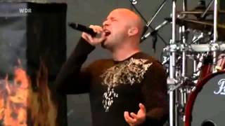 getlinkyoutube.com-Disturbed - Down with the Sickness (Live at Rock am Ring 2008, Germany) [HD]