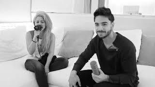 Shakira & Maluma singing