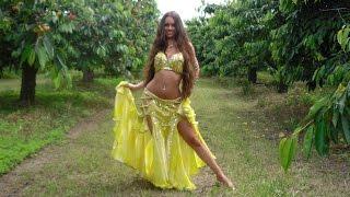 getlinkyoutube.com-Tamer Hosny - Da Ana Baba - Isabella Belly Dance - ده انا بابا - تامر حسني HD