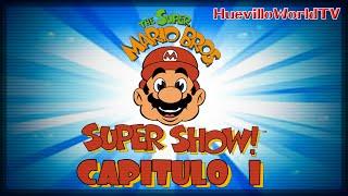 getlinkyoutube.com-Super Mario Bros. Super Show || Español Latino || Capítulo 1