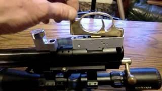 getlinkyoutube.com-Air Arms s410 strip down trigger Modification and polishing the trigger shears