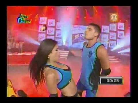 Esto es Guerra: Rafael le hace una escena de celos a Cachaza - 27/02/2013