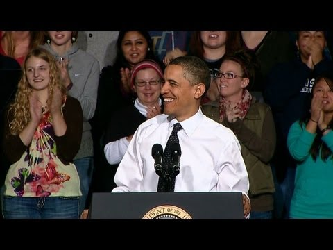 President Obama Speaks On College Affordability