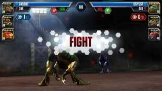 getlinkyoutube.com-Velociraptor level 40 - Jurassic World The Game