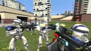 getlinkyoutube.com-Clone Troopers vs Droids