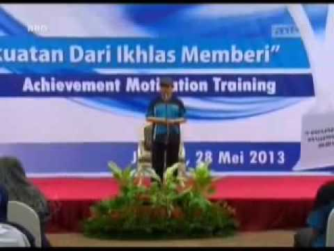 Achievement Motivation ; Asuransi Takaful Indonesia, Yusuf Mansur 2