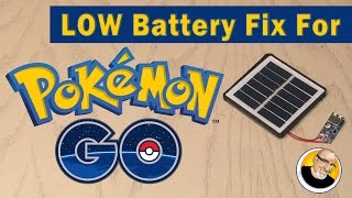 getlinkyoutube.com-LOW Battery FIX for Pokémon Go!