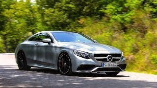 getlinkyoutube.com-2014 Mercedes-Benz S 63 AMG Coupé 4MATIC (C217) Fahrbericht der Probefahrt / Test / Review