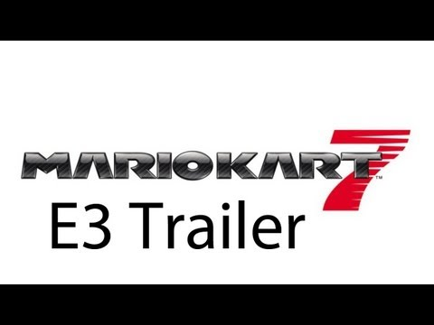 Mario Kart 3DS Trailer E3 2011 [1080 HD]