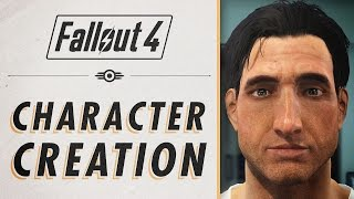 getlinkyoutube.com-Fallout 4 - Character Creation In Depth