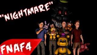 "getlinkyoutube.com-(SFM) ""Nightmare"" REMADE Song Created By:NateWantsToBattle"