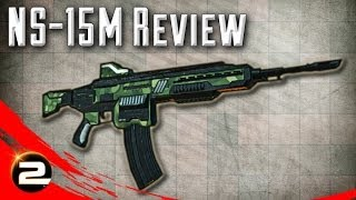 getlinkyoutube.com-NS-15M Review (Accurate Run and Gun Support) - PlanetSide 2 Weapon Review