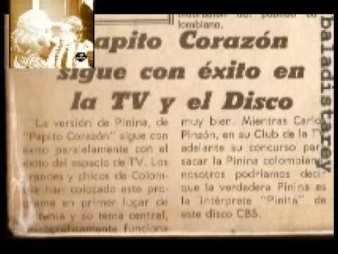 Papito, corazon, andrea del boca, Pinina.wmv