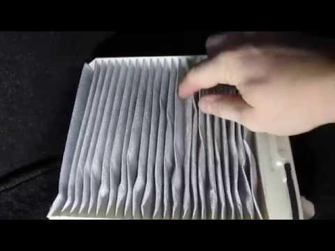 Где находится у Дачия Duster воздушный фильтр