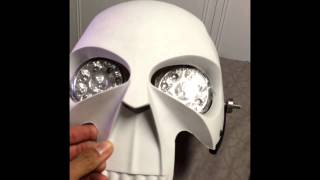getlinkyoutube.com-My custom skull headlight