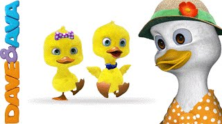 getlinkyoutube.com-Five Little Ducks | THE BEST Nursery Rhymes and Songs for Children from Dave and Ava