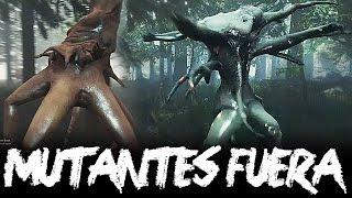 getlinkyoutube.com-THE FOREST #27 - Mutantes por el bosque, de buena mañana!!! (1080p) | Gameplay Español