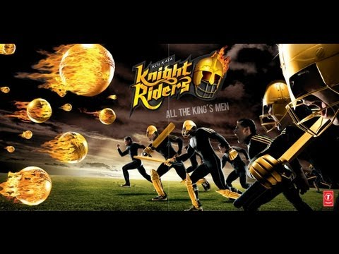 Kolkata Knight Riders - Korbo Lorbo Jeetbo Re Feat. King Of Bollywood Shahrukh Khan