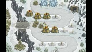 getlinkyoutube.com-Kingdom Rush - Level 9 (Campaign) - Stormcloud Temple