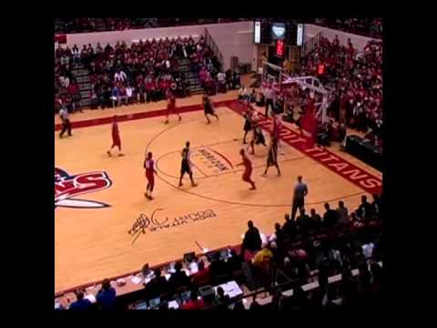 Jermaine Lippert - 2013-2014 University of Detroit Highlights