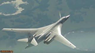 getlinkyoutube.com-Tu-160 'The White Swan' Beautiful video!