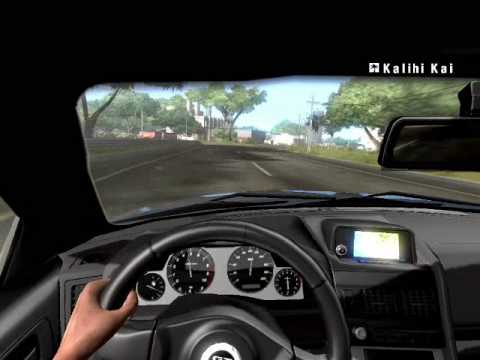 Test Drive Unlimited - Nissan Skyline GT-R R34