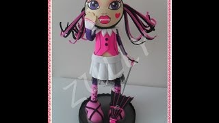 getlinkyoutube.com-TUTORIAL FOFUCHA DRACULAURA MONSTER HIGH