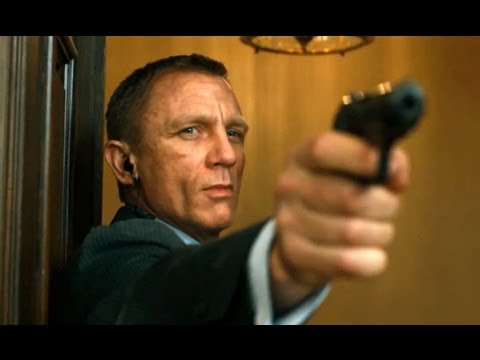 Skyfall - Official Trailer (HD) -G2F_MrfdMLE