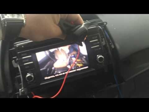 Передняя камеры мазда (mazda) 6 (atenza) 2013