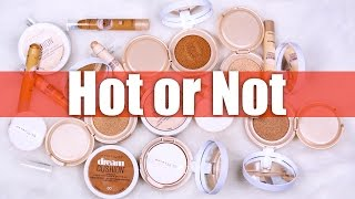 DREAM CUSHION FOUNDATION   Hot or Not