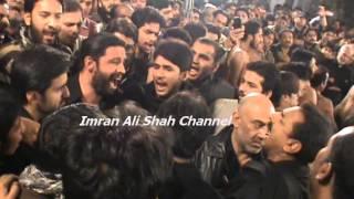 ANSAR PARTY - 23 MUHARAM SHAB-E-DARI JAFFARIA COLONY LAHORE 2013-14 HIJRI /1435