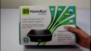 getlinkyoutube.com-Review: SiliconDust HDHomeRun EXTEND FREE broadcast HDTV
