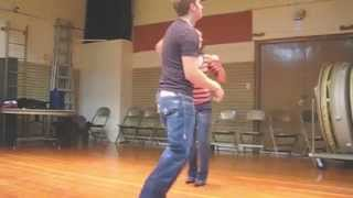 getlinkyoutube.com-Country Dancing - Two Step