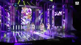 getlinkyoutube.com-(Live HD/120517) Hello Venus - VENUS @ Mnet M! Countdown