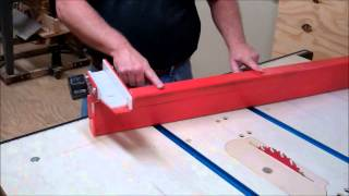 getlinkyoutube.com-Table Saw Fence