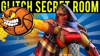 Destiny - KINGS FALL SOLO GLITCH INTO SECRET ROOM! (Oryx's Basketball Court)