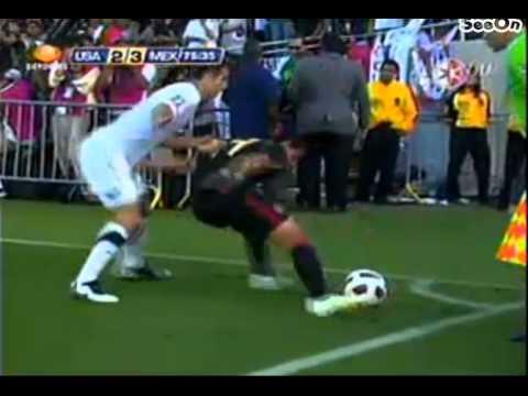 Mexico 4 vs Estados Unidos 2 Final Copa Oro 2011 Televisa