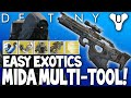 Destiny: The Mida Multi-Tool Scout Rifle - Agent O