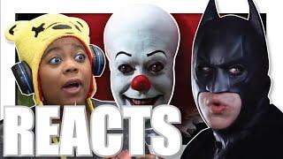 College Humor Batman   Batman Interrogation   AyChristene Reacts